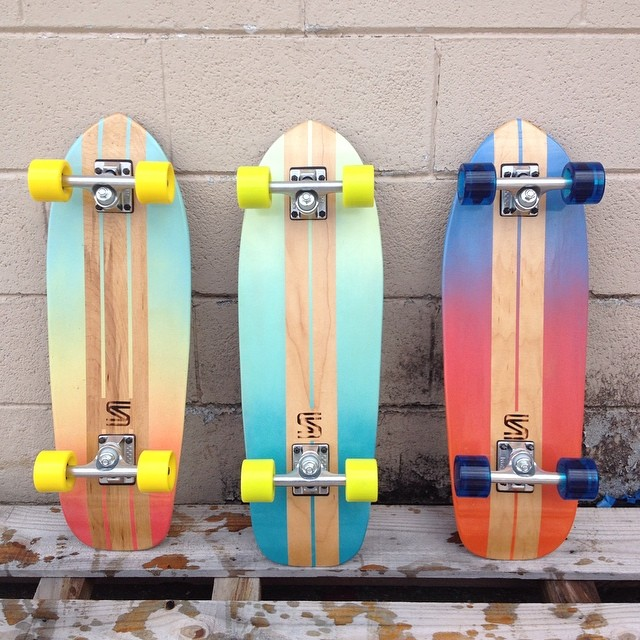 Some new boards for the website #handmade #skateboards #nashville #surfnashville