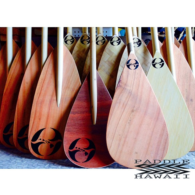 The bang was big and all but this...It's been written in wood. A true bent shaft paddle. #woodisgood #authenticityisnotdead #artwithpurpose #paddlehawaii #paddlehi #naturescarbonfiber #bamboopaddle