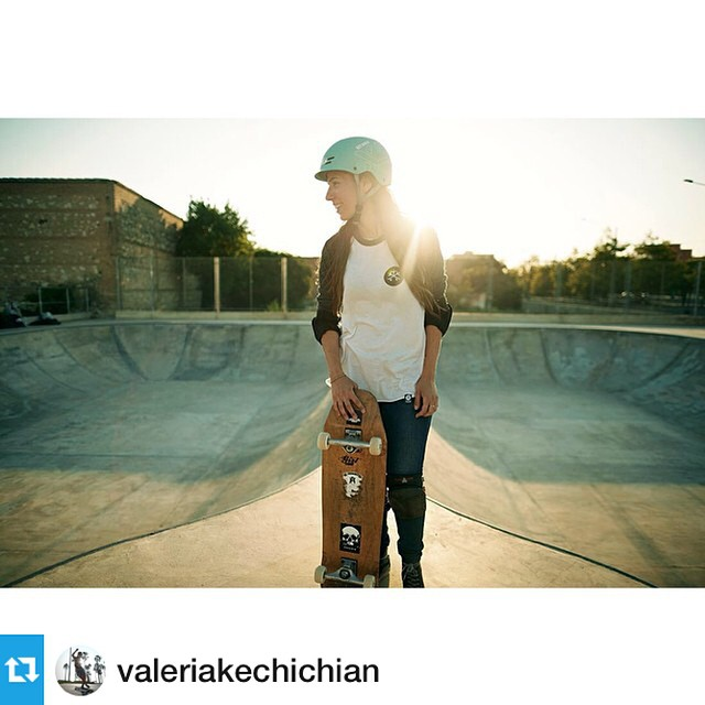 #Repost from @valeriakechichian: Almost back to this...Get well so you can shred @valeriakechichian
