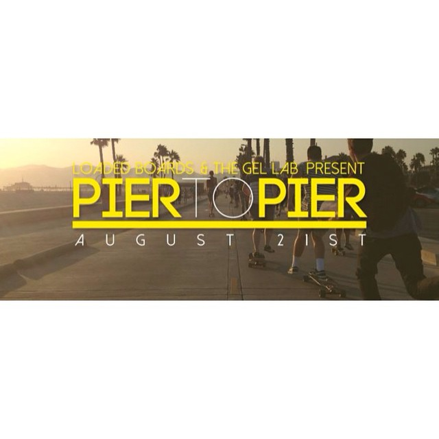 Who's joining us tomorrow afternoon?! #PierToPierSkate @santamonicapier #TwilightConcerts @orangatangwheels