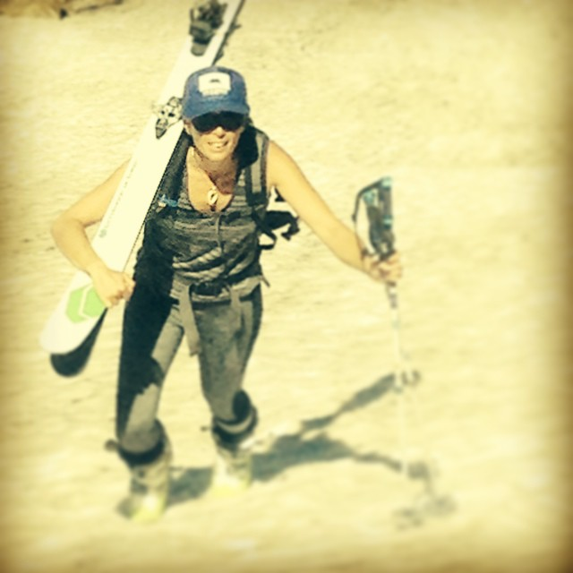 We're looking for a few more women who can represent the way @tahomajillian can. She's a badass #backcountry #skier and an amazing ambassador. Visit our website www.coalitionsnow.com to apply. #sisterhoodofshred #summerofshred #skiing #Tahoe #Sierra