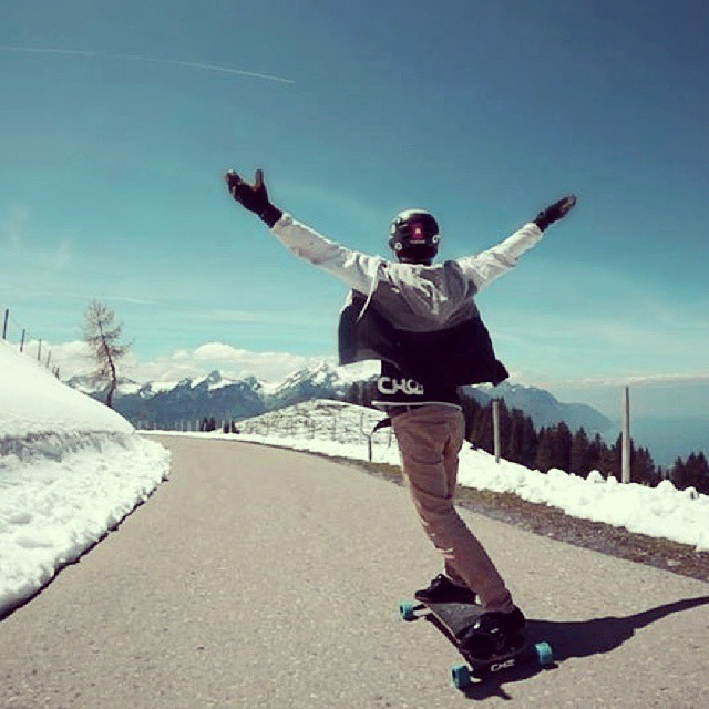 #Snowboard all year