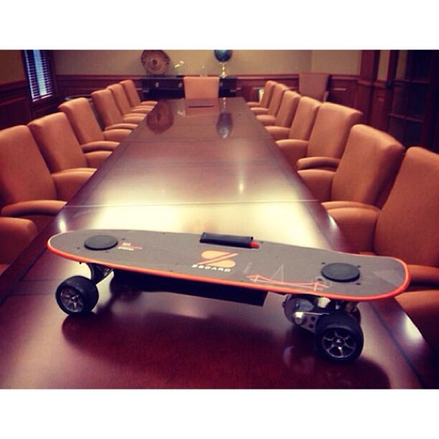 ZBoard : Happily killing office productivity since 2012!  Regram from Adam Livingston #zboard