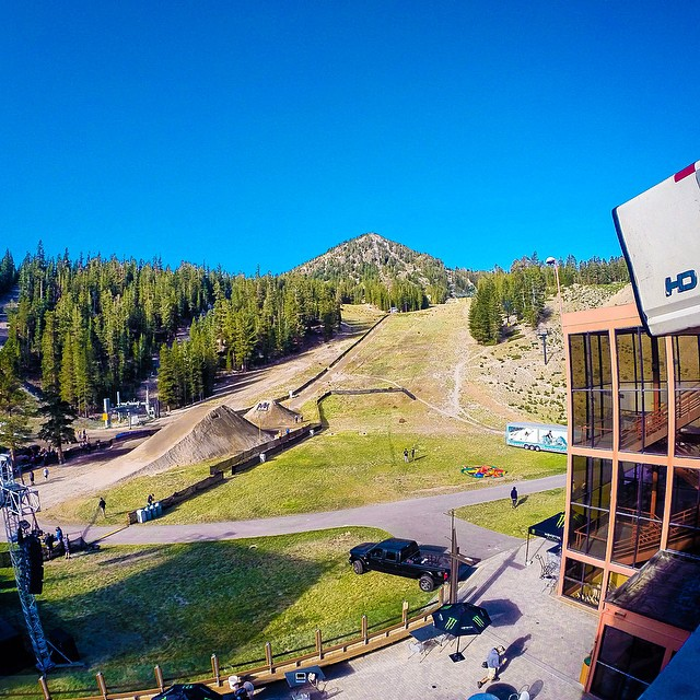 Game day! Tonight @CamZink attempts his world record backflip LIVE on @espn at 9:30pm ET  @mammothmountain @monsterenergy