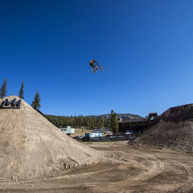 Lock it in! Four hours until go time. #mammothflip @camzink @mammothmountain @monsterenergy