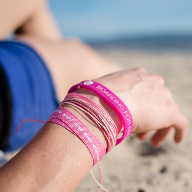 Have you seen B4BC's online shop with @spydersurf lately? Check it out at www.b4bc.org/shop to see all of our exclusive B4BC cobranded products and get some pink gear on your wrists to show your support!