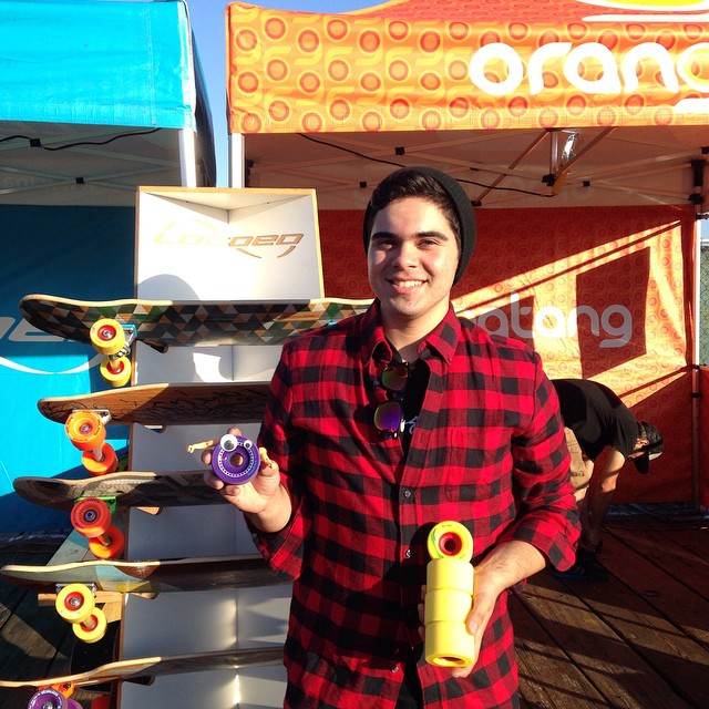 Congrats to @shredwin_ for finding the #MuscleMoronga and winning a set of @orangatangwheels #TheCage!