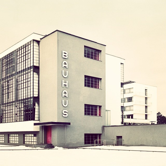 Art + Function #respect #bauhaus #artplusfunction #lovematuse