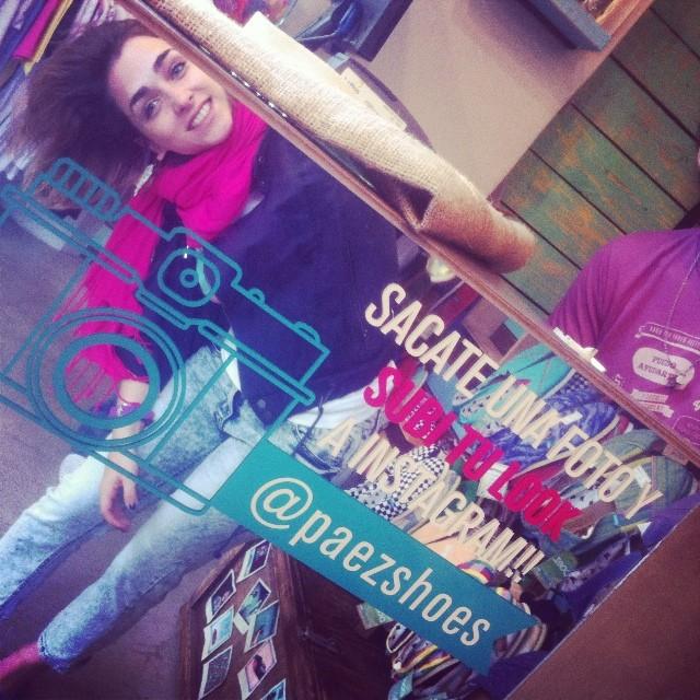 Subí a instagram tu #lookpaez #paez #paezshoes