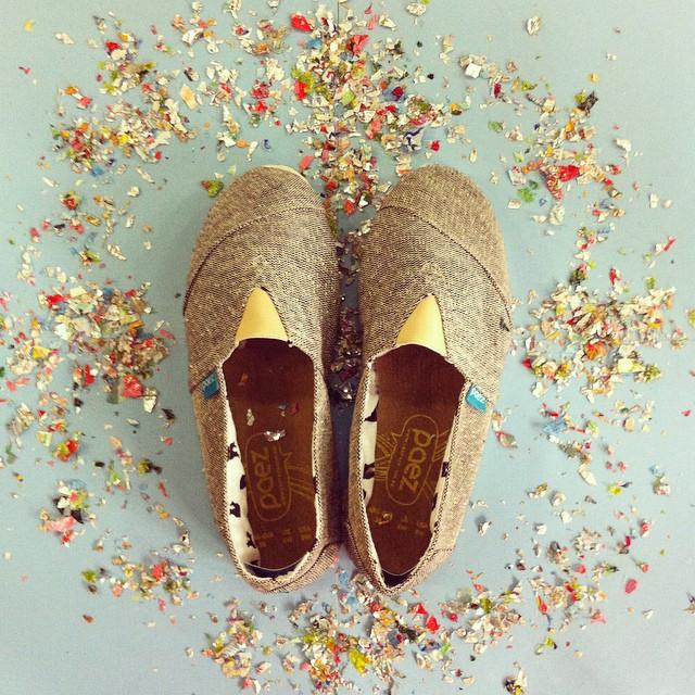 It's friday, rompela! #paezshoes #tgif #paezweekend