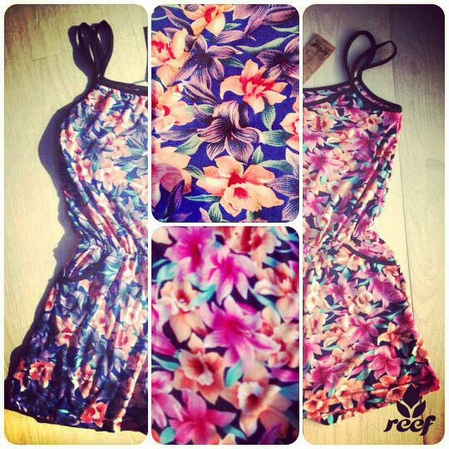 Adelanto #ReefSS15 New in: Mono Maldivas #girls #summer #reefargentina