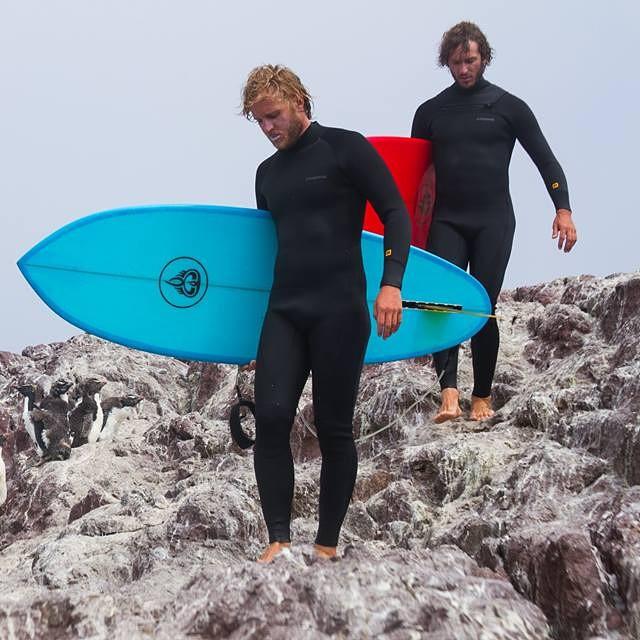 """""""Nos dimos cuenta de la libertad que uno puede conseguir si le interesa tenerla"""". Joaquín Azulay @gauchosdelmar  #soul #surfing #waves #reefargentina"""