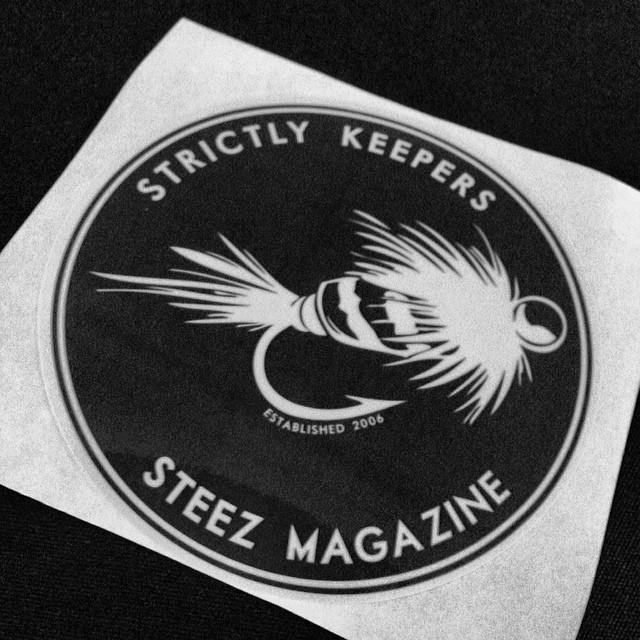 More new sticks. #strictlykeepers #steezmagazine