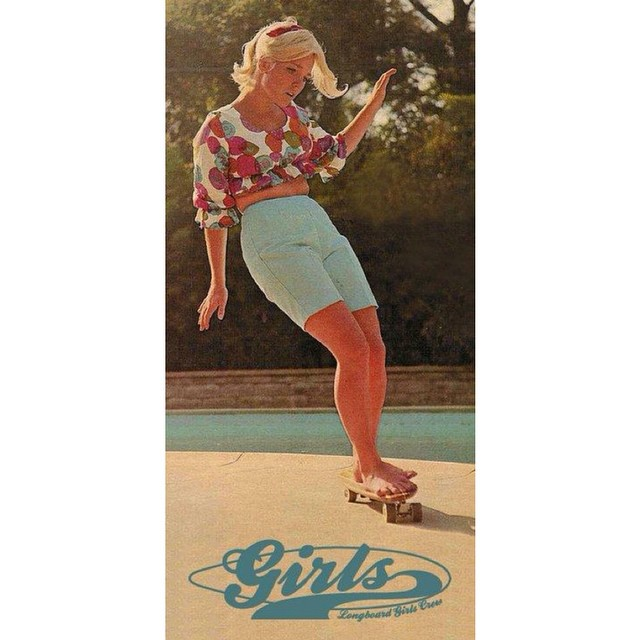 Happy bday to the one and only, our cover girl @PattiMcGee! Thanks for your love, support & constant inspiration. We love you! x #longboardgirlscrew #legend #girlswhoshred #pattimcgee