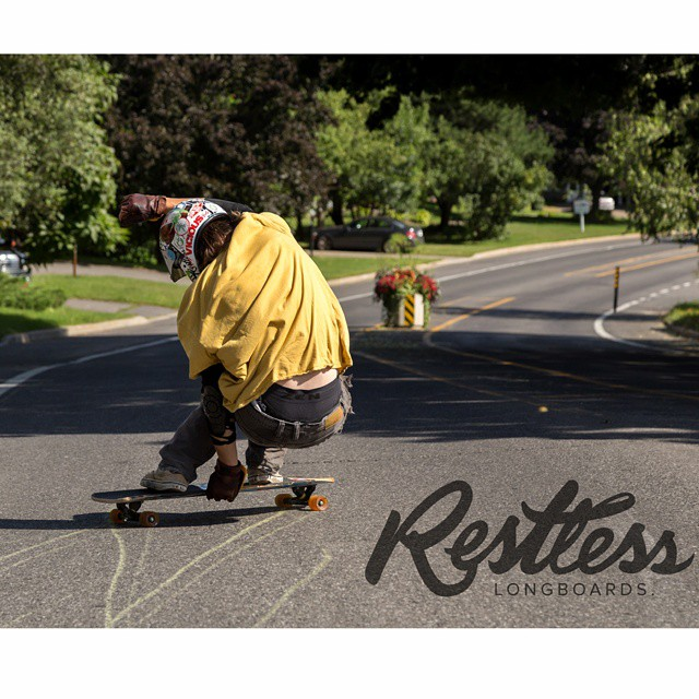 Insane steeze #stalefish by team rider Louis! #restlessBoards #restlessConcorde
