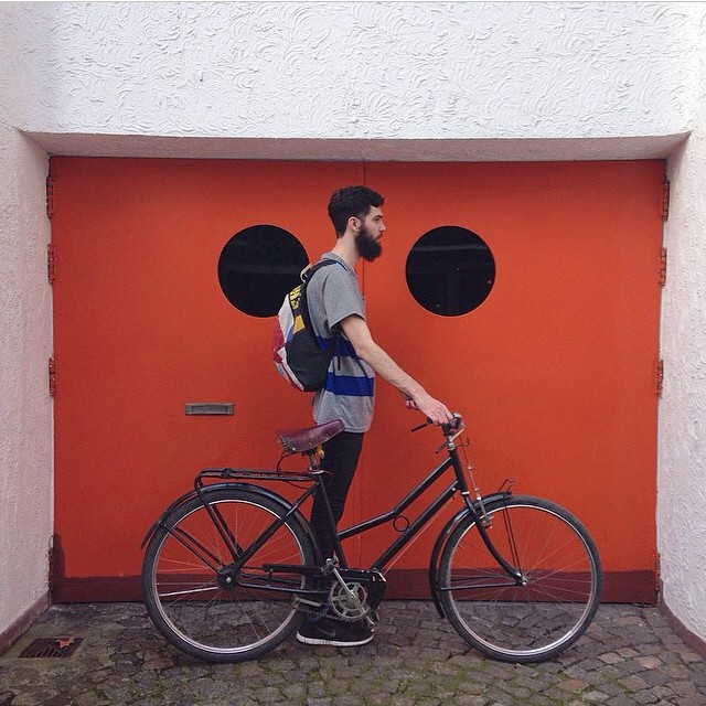 #regram #recycle @iamandro . #weekends ride !  #sailpack +