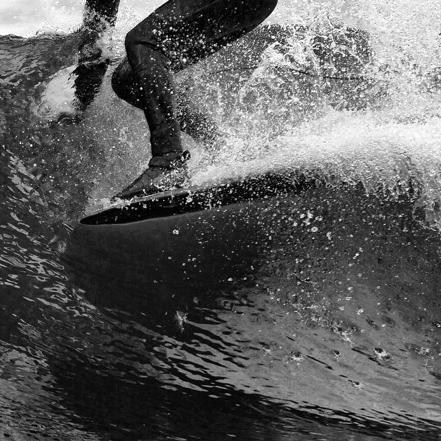 Sliding. #coldwatersurf #neoprene #newengland
