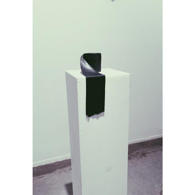 #MAMBA #art #museum #paper #black #buenosaires #apple #iphone @infomoderno