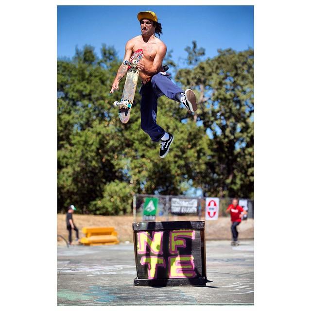Tony Trujillo Ph. Acosta #skate #vansskate