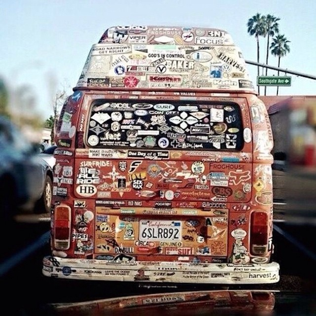 Sometimes the memories are worth more than the vehicle #beeneverywhere #vanlife #gowesty #roadwarrior #keepsake #traveller #adventure #adventuremobile