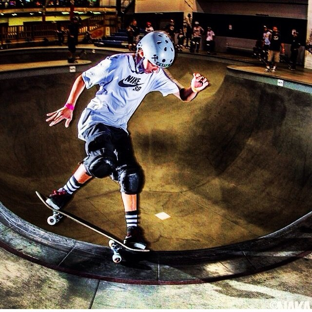Check out @tristanrennie and #naka's photos at @sk8session #nosegrind #combi #2012 #skateboarding #s1helmets @socalskateshop