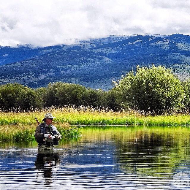 Eat Sleep Fish Repeat. #avalon7 #flyfishing #thinkoutside www.avalon7.co