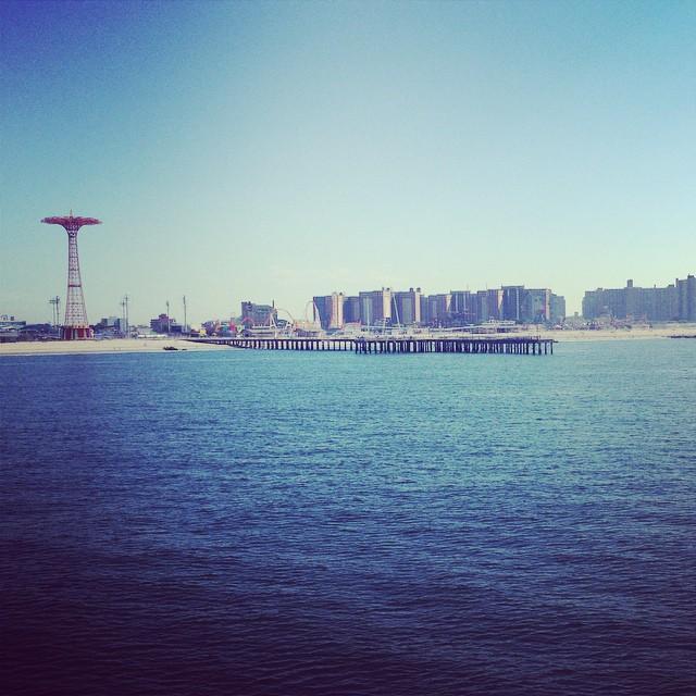 Props to Coney Island #lovematuse