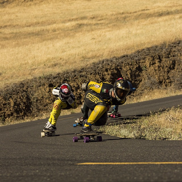 @gerardomoreno88 leading the pack #Tesseract @orangatangwheels #Kegel #Maryhill