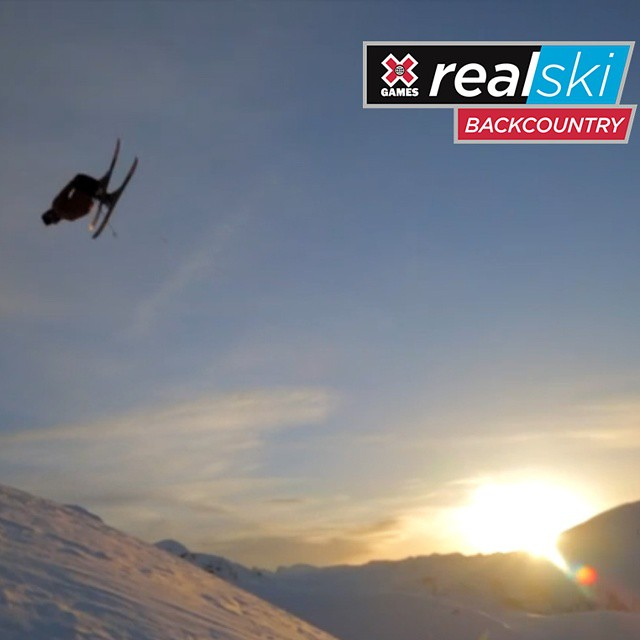 Seven skiers. Seven SICK edits. X Games gold up for grabs.  #RealSki videos drop tomorrow!!
