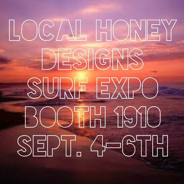 Looking forward to Surf Expo next week! Come by Booth #1910 to check out our new styles for 2015! ✌️✨