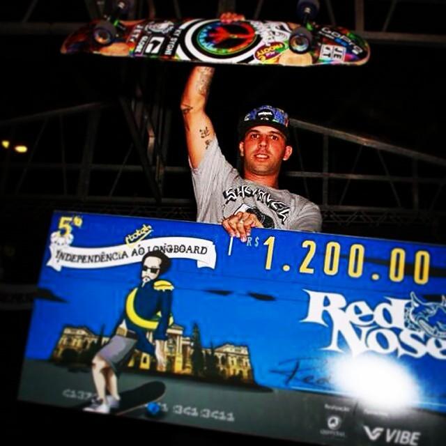 Felicitaciones a #teamkysygni @igorlag3  por su victoria en el Pro Longboard no Museo do Ipiranga este domingo. Sigue así!  Conoce y sigue a nuestro team en www.kysygnilongboards.com  #KySygni #KySygniLove