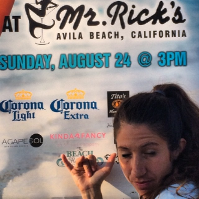 Well I didn't win the bikini contest, but I did win the prize for drunkest sponsor, which, in my opinion, is a close second.  #jameson #headache #avilabeach #mrricks #partytimeexcellent #kindafancy