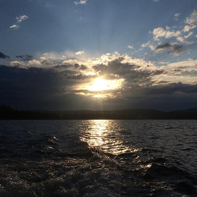 Payette Lake #NatureOfProof