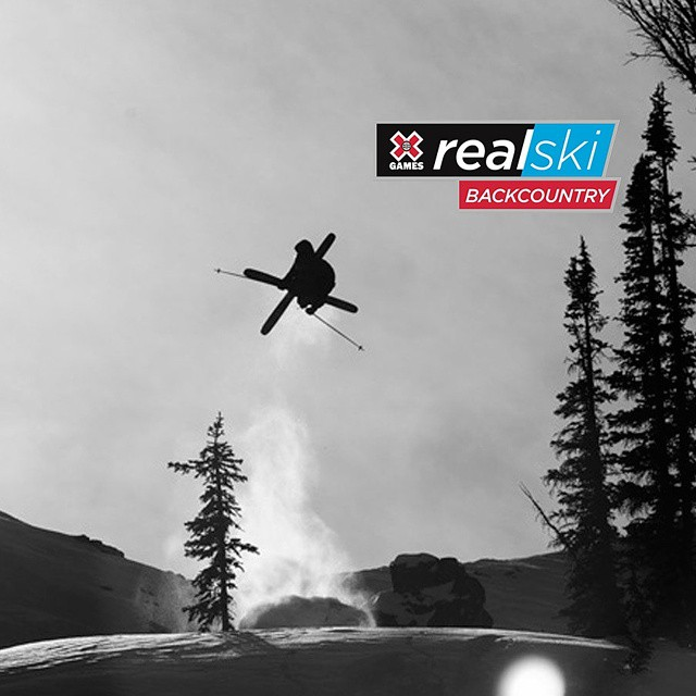 All seven #RealSki videos are now LIVE on XGames.com!! Click the link on our profile page to check out the edits and vote for your favorite. (Photo via @acpictures)