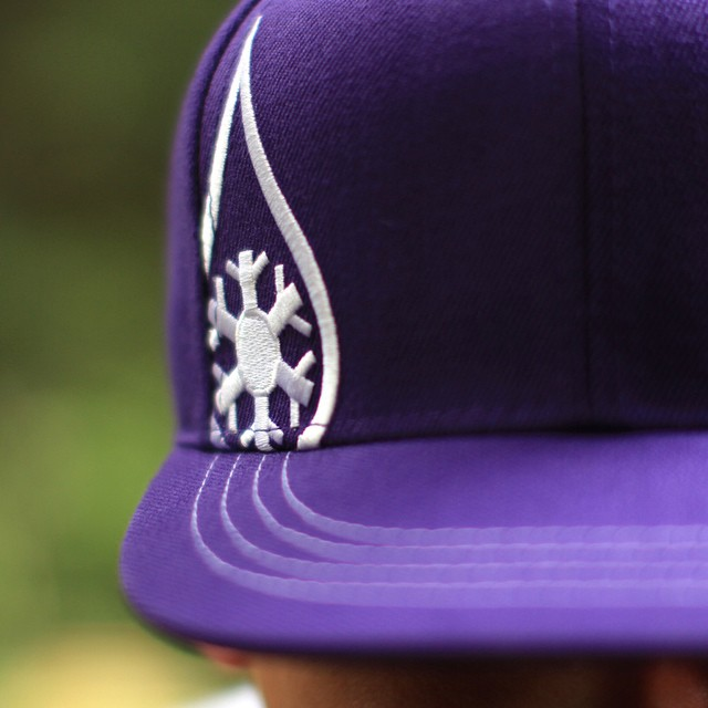 #kinddesign #purple #hat #liveyourdream