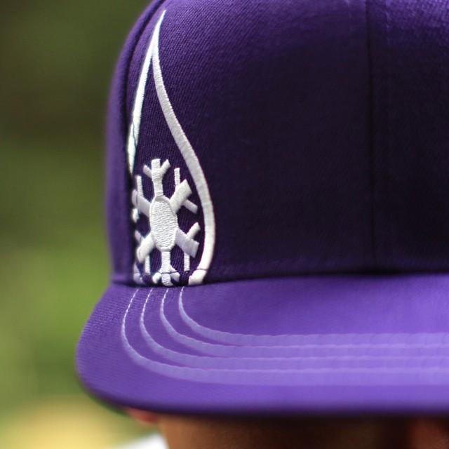 #kinddesign #purple #hat #liveyourdream