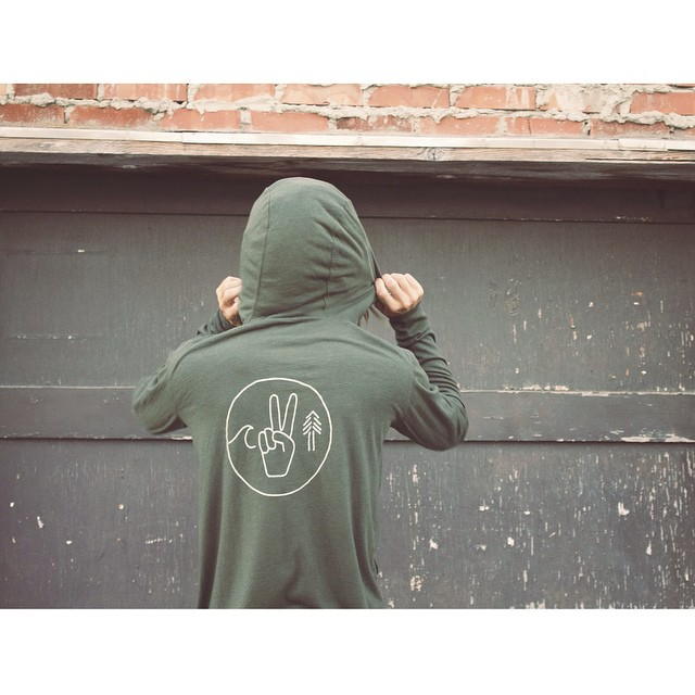 Inspire kindness to the Sea, the Land, and the People in our new Unity light weight hoody