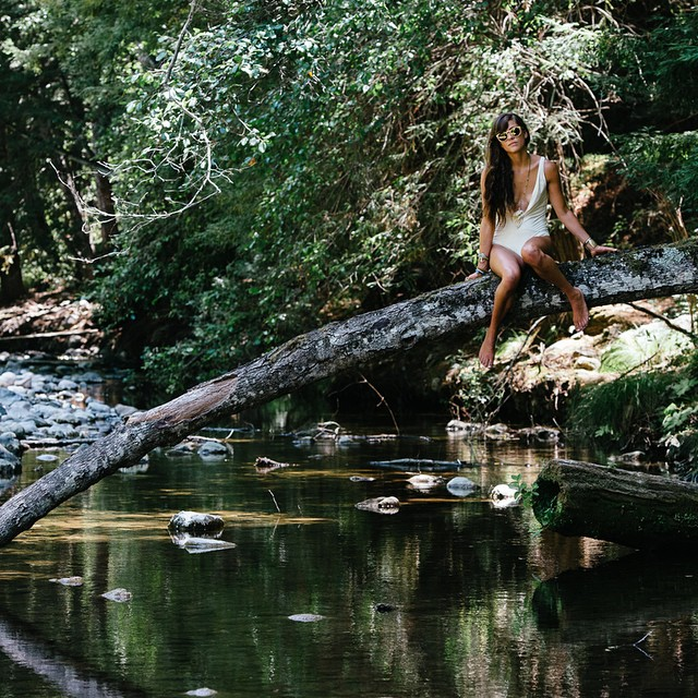 """I wanted to use an environment that would offer multiple landscapes in a small radius so I could cover a few different looks and lighting opportunities that would work on a female wearing sunglasses through out the day. Big Sur worked because I could..."