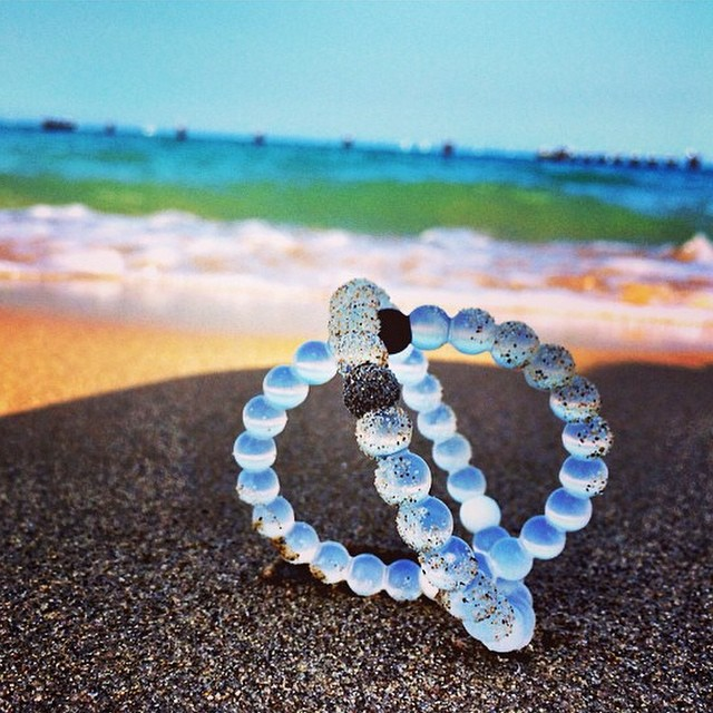 High tide with your lokai #livelokai  Thanks @sully6210