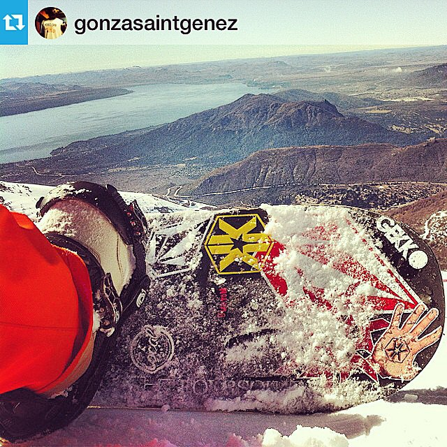 #Repost from @gonzasaintgenez with @repostapp --- Spring riding!