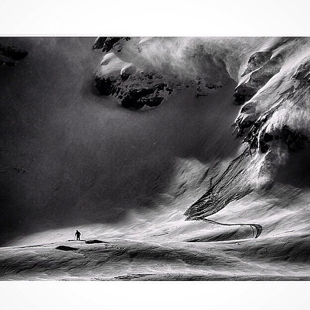 @wileymiller in Champery, Switzerland. Vote this man into @xgames #realski glory by reposting this photo and #miller