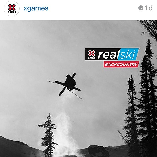Regram from @xgames || All seven #RealSki videos are now on xgames.com...that means there is a xgames gold medal up for grabs! Vote for the SICKEST edit. Don't forget time is also running out for the #KnowYourPark insta contest w/ chances to WIN a...