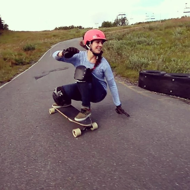 Congrats to XS team rider @sonsomasia for her win in #Norway! The race was on an intense downhill course in Beitostolen.
