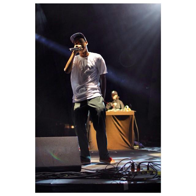 @soapmanwun (aka Earl Sweatshirt), joven valor del colectivo de hip hop Odd Future #vansmusic