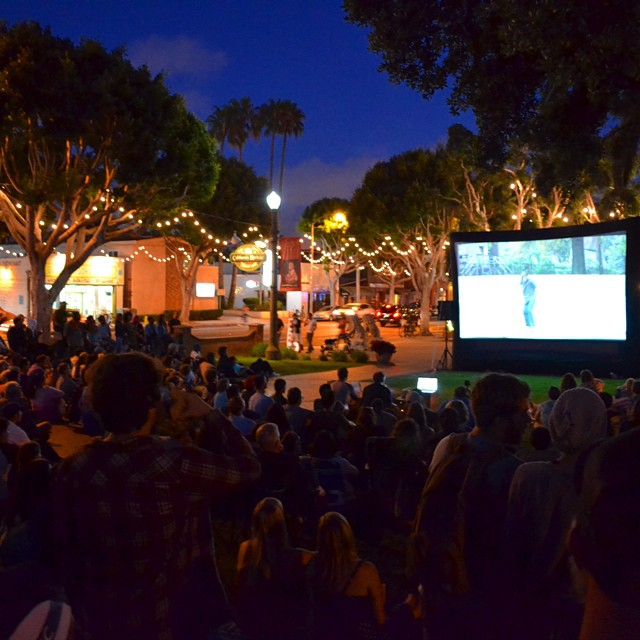 """TONIGHT!! Come out for another epic Outdoor Movie Night Sesh at @zjboardinghouse in Santa Monica screening Emmy winning film """"Hawaiian: The Legend of Eddie Aikau"""" with raffle benefitting B4BC!! You should be there because, you know, #EddieWouldGo. 8pm!"""