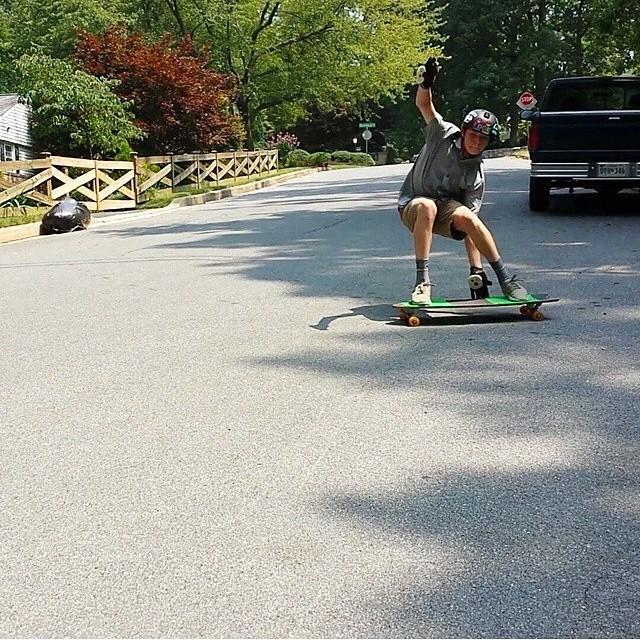 @lukew912 slashing DAT stalefish slide #staysteez #keepitholesom