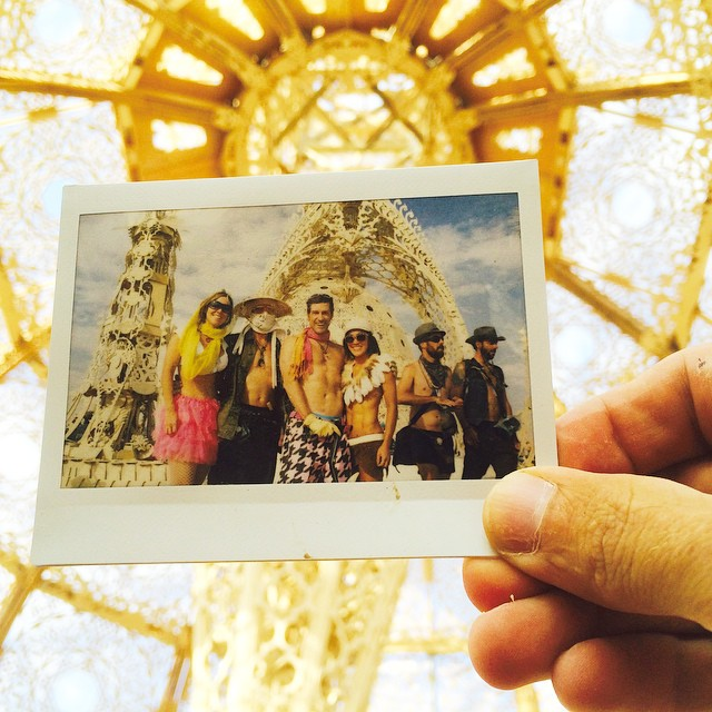 #MyHeartIsFull w/ the magic of #BurningMan2014 - standing w/ @shawnakorgan, @theduncan775, @mellee07, and so many spectacular friends (new & old) | #wow | #Gratitude | #MadLuv | #ChoosePositivityNow.com