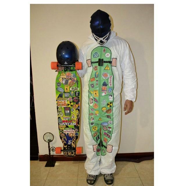 Longboard-men