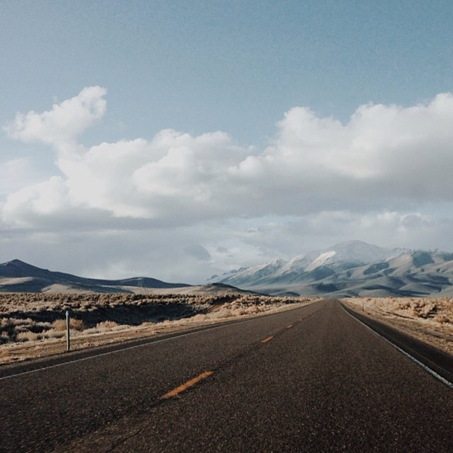 Open road #NatureOfProof  How are you spending your Labor Day? PC: @jaredtlemay