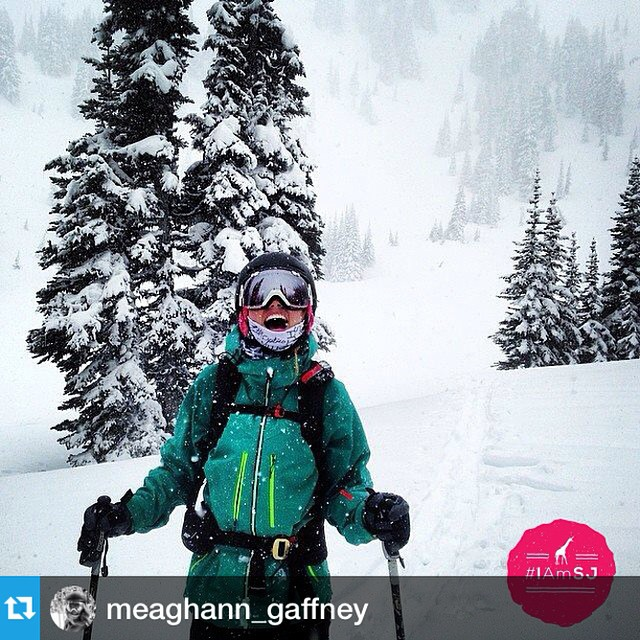 From one of our newest Regional Coordinators Meaghann. Love! #IAmSJ #repost from @meaghann_gaffney --- #IamSJ  I've devoted my time to helping shejumps and spreading the stoke to other ladies as away to give back to shejumps. I credit shejumps for...